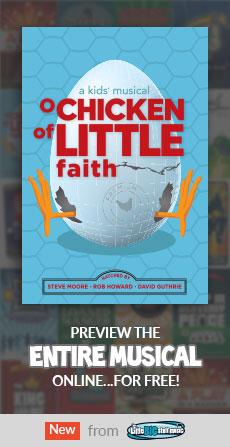 O Chicken of Little Faith
