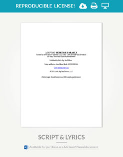 a-not-so-terrible-parable-script-and-lyrics-cover-page