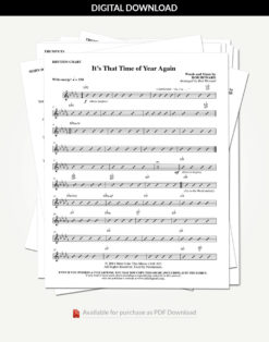 a-play-in-a-manger-rhythm-charts-stack