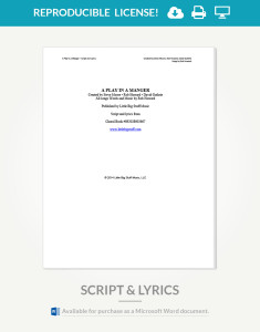 a-play-in-a-manger-script-and-lyrics-cover-page