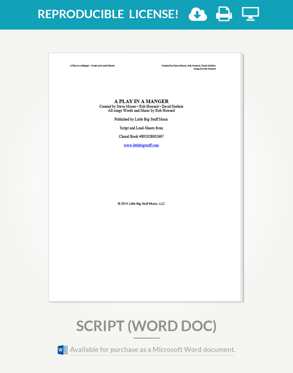 a play in a manger reproducible script lead sheets little big a play in a manger reproducible script lead sheets little big stuff