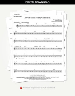 arrest-these-merry-gentlemen-rhythm-charts-stack