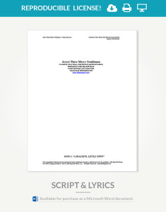 arrest-these-merry-gentlemen-script-and-lyrics-cover-page