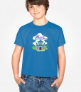 happily-forever-after-kids-t-shirt-displayed