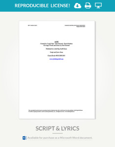 iam-script-and-lyrics-cover-page