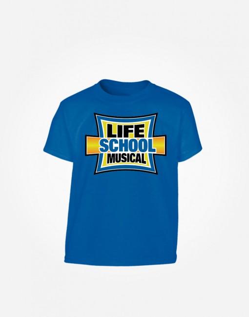 life-school-musical-kids-t-shirt