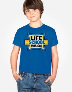 life-school-musical-kids-t-shirt-displayed