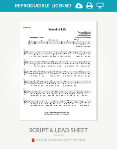 life-school-musical-lead-sheet-inside-page