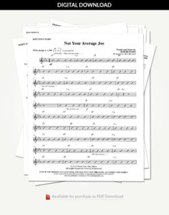 not-your-average-joe-rhythm-charts-stack