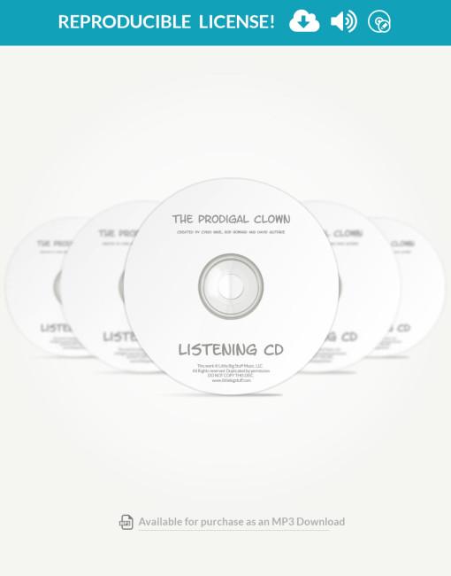 prodigal-clown-reproducible-listening-cd